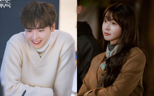 """Một mực phủ nhận hẹn hò nhưng Lee Jong Suk lại bí mật gửi """"tín hiệu tình yêu"""" tới phim trường Itaewon Class để cổ vũ bạn gái tin đồn - Ảnh 4."""