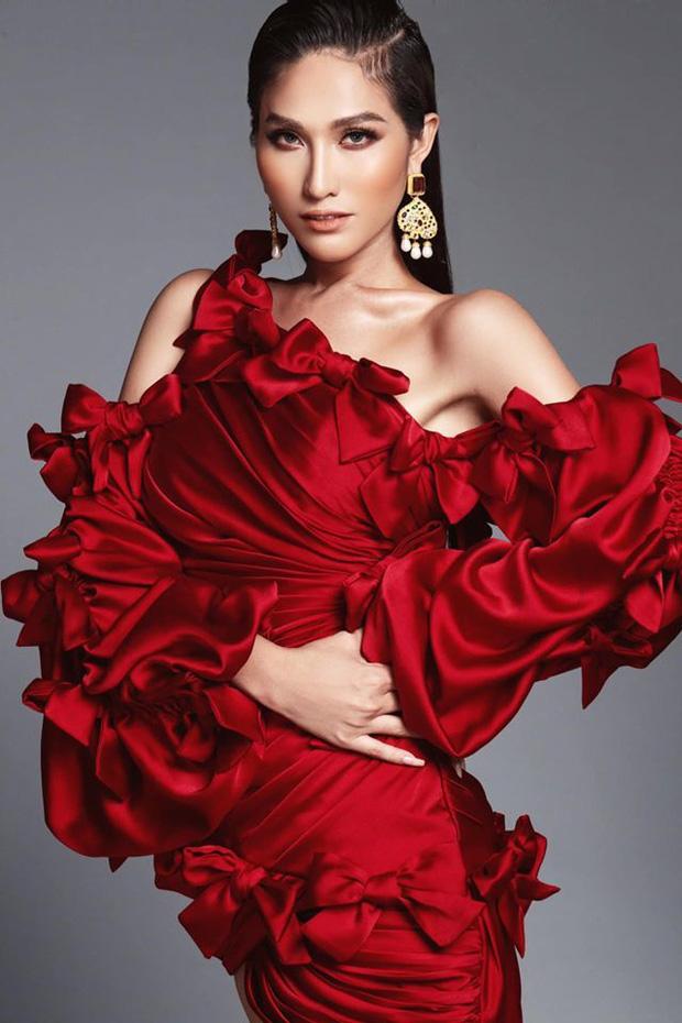 Hoài Sa hội ngộ Hương Giang trước giờ G chinh chiến tại Miss International Queen 2020, nhưng vì lý do gì? - Ảnh 7.