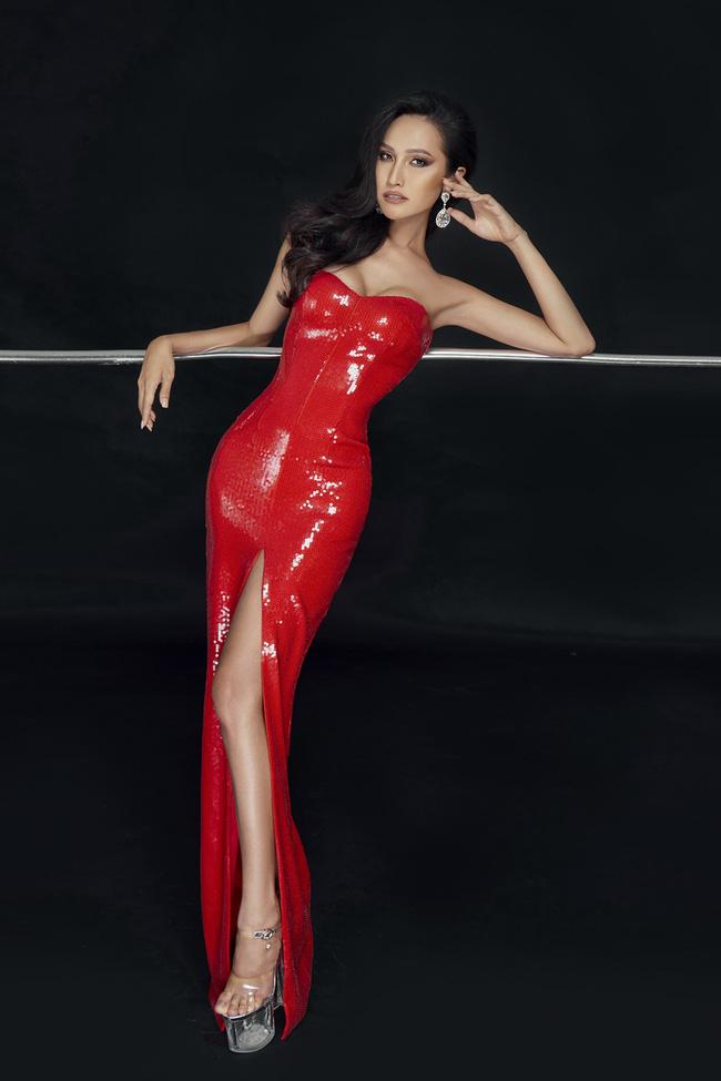 Bạn gái chuyển giới của Trọng Hiếu gây choáng với màn lột xác táo bạo, chính thức lên đường đi thi Miss International Queen 2020 - Ảnh 6.