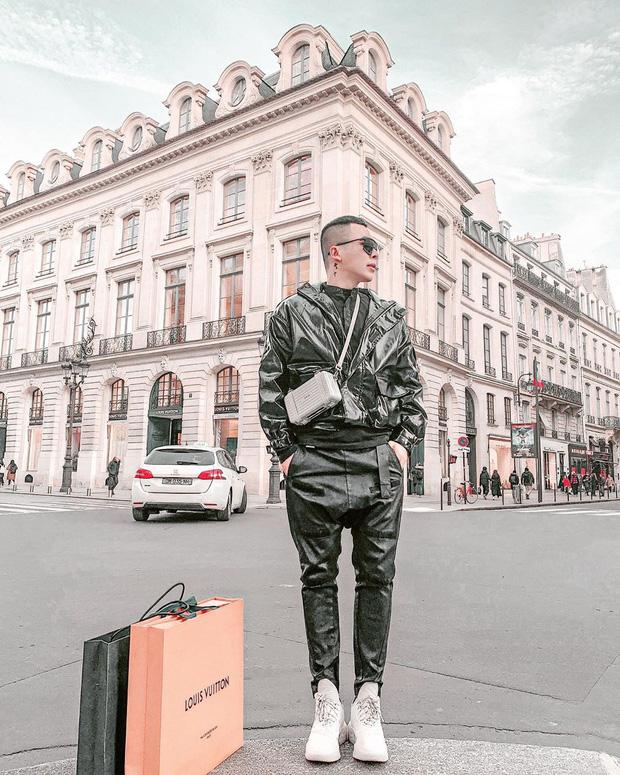 Khánh Linh lấn lướt Triệu Lệ Dĩnh, Lâm Tâm Như khi đụng hàng, tiện thể dẫn đầu top street style sao Việt tuần qua - Ảnh 14.