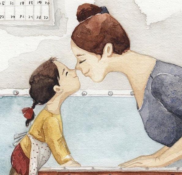 Bức thư của người mẹ viết cho con gái: 'Con gái, nhất định phải gả cho người đàn ông biết làm việc nhà' - Ảnh 1