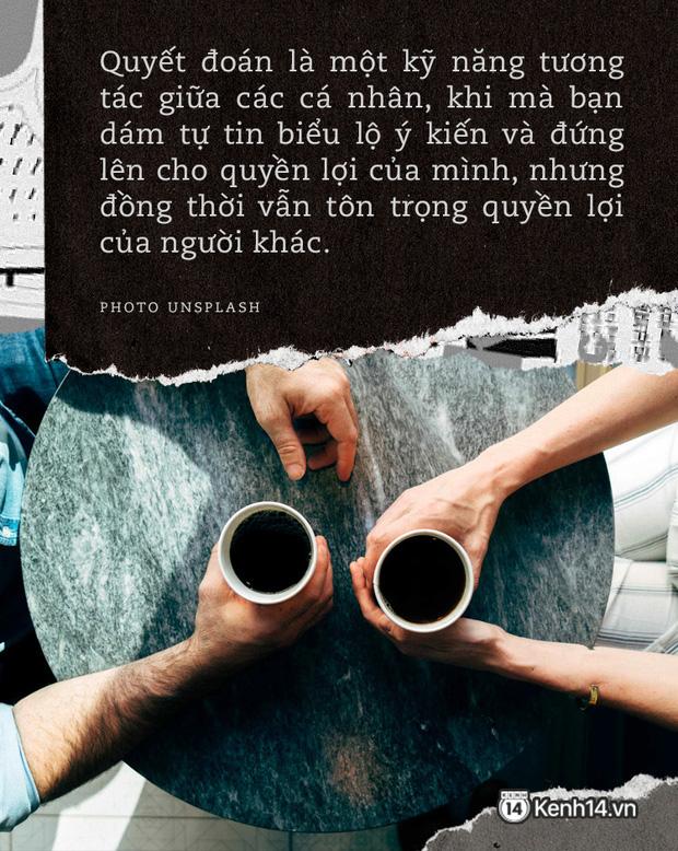 Hội chứng Người Tử Tế: Hãy biết nói không, đừng sống chỉ để làm hài lòng người khác - Ảnh 3.