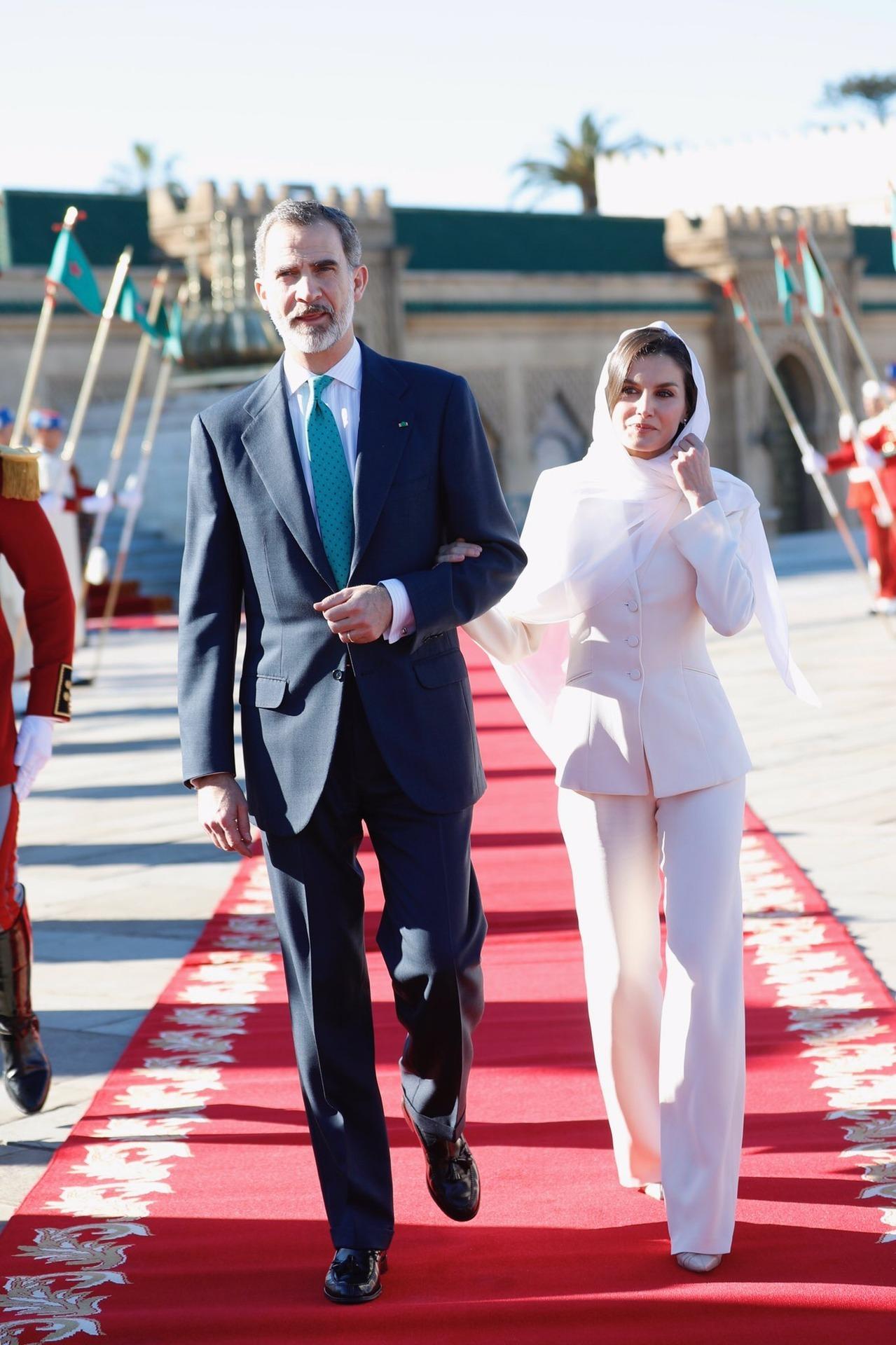 Hoàng hậu Letizia  - Ảnh 2.