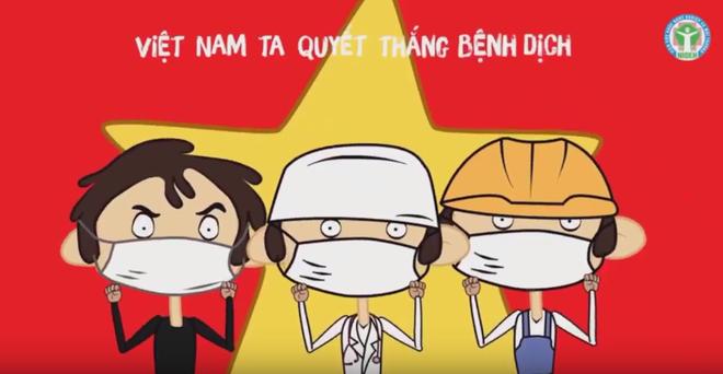 Ghen Cô Vy: lần đầu tiên một ca khúc Việt Nam gây sốt viral toàn thế giới, lại là một sản phẩm đầy ý nghĩa để đẩy lùi dịch bệnh COVID-19 - Ảnh 6.