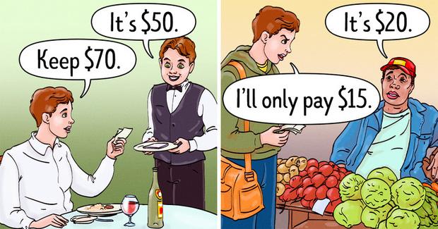 Tại sao chúng ta luôn tốn tiền cho những thứ xa xỉ nhưng lại tằn tiện với bản thân trong cuộc sống hàng ngày? 6 lý do sau sẽ giải thích tất cả - Ảnh 1.