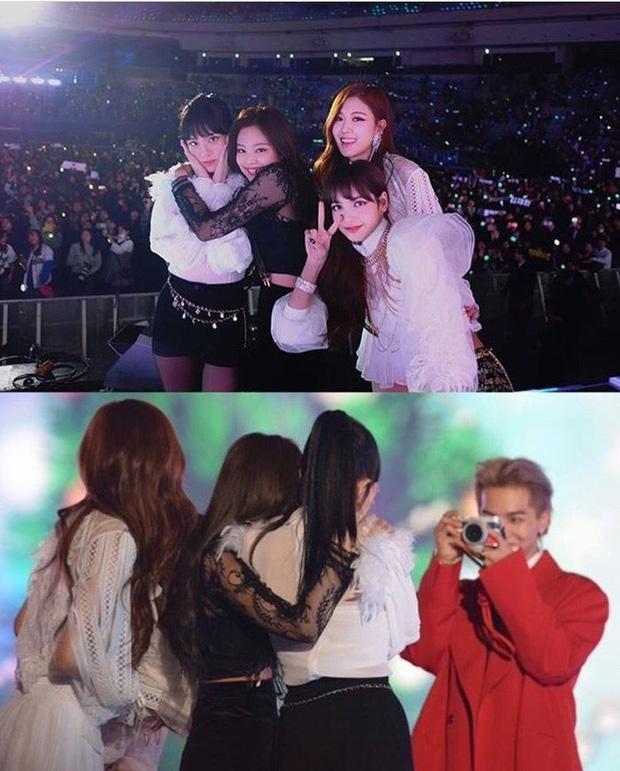 """Khi Jennie và nam idol chung sân khấu: """"Bung xõa"""" với Mino (WINNER) nhưng lại ngượng ngùng trước mỹ nam SM; được ship với Sehun ai ngờ cùng Kai """"thả thính"""" - Ảnh 1."""