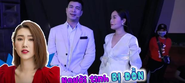 Trường Giang tiết lộ Lâm Vỹ Dạ là người tình gameshow của Trương Thế Vinh, còn Thúy Ngân là... - Ảnh 7.