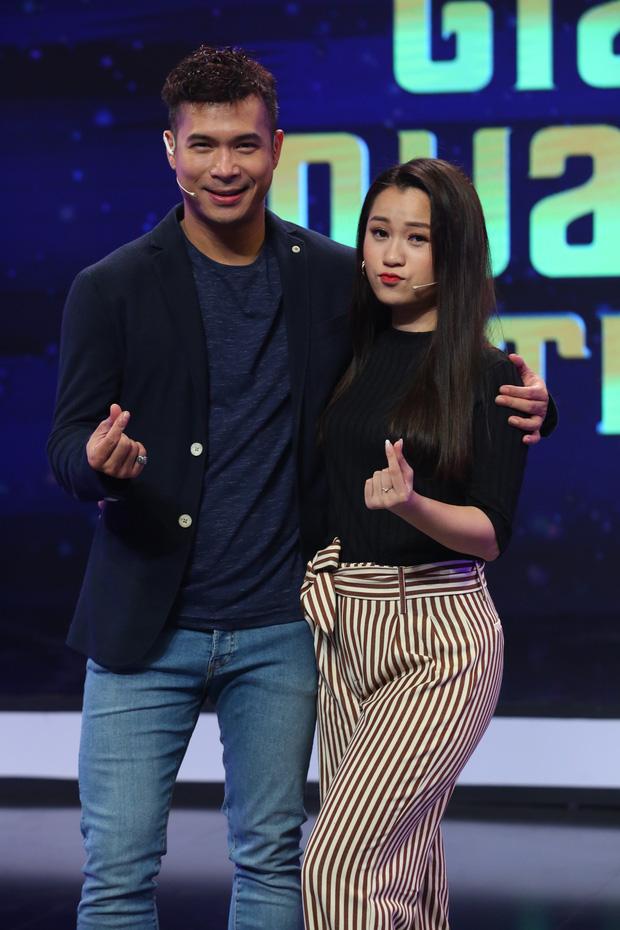 Trường Giang tiết lộ Lâm Vỹ Dạ là người tình gameshow của Trương Thế Vinh, còn Thúy Ngân là... - Ảnh 4.