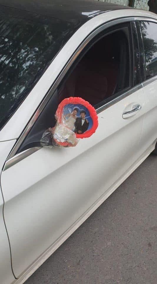 """Lại thêm một pha giữ gương đầy """"bá đạo"""" của chủ xe ô tô khiến nhìn thấy cũng ôm bụng cười ngặt nghẽo - Ảnh 6."""