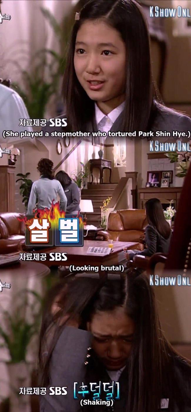 """Park Shin Hye lần đầu tiết lộ từng bị tát đến 30 cái trong phim """"Nấc Thang Lên Thiên Đường"""" vì diễn quá tệ - Ảnh 3."""