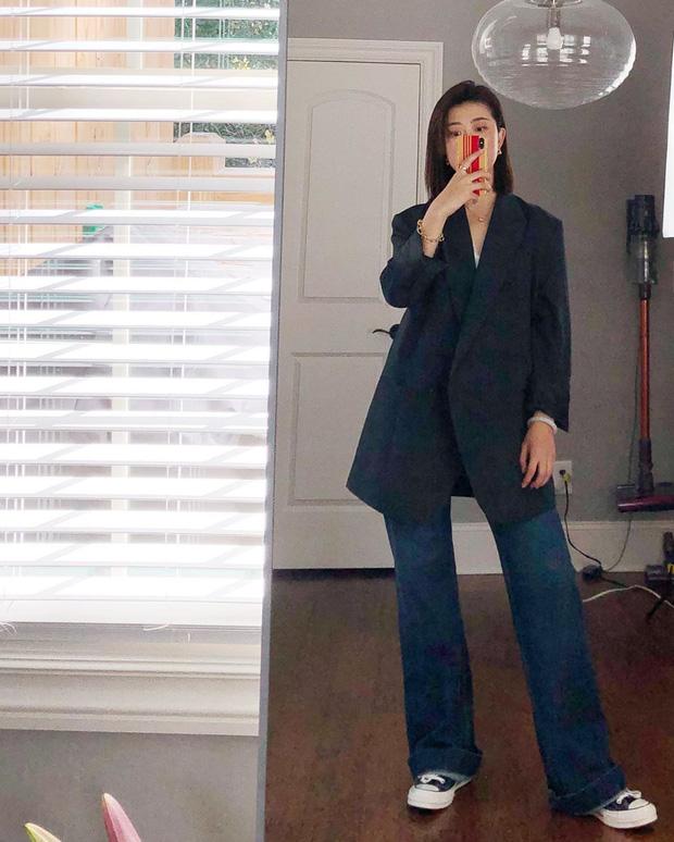 Mãi đến tận bây giờ, tôi mới biết đây là 4 dáng quần jeans mà người đùi to như tôi có thể mặc đẹp - Ảnh 1.