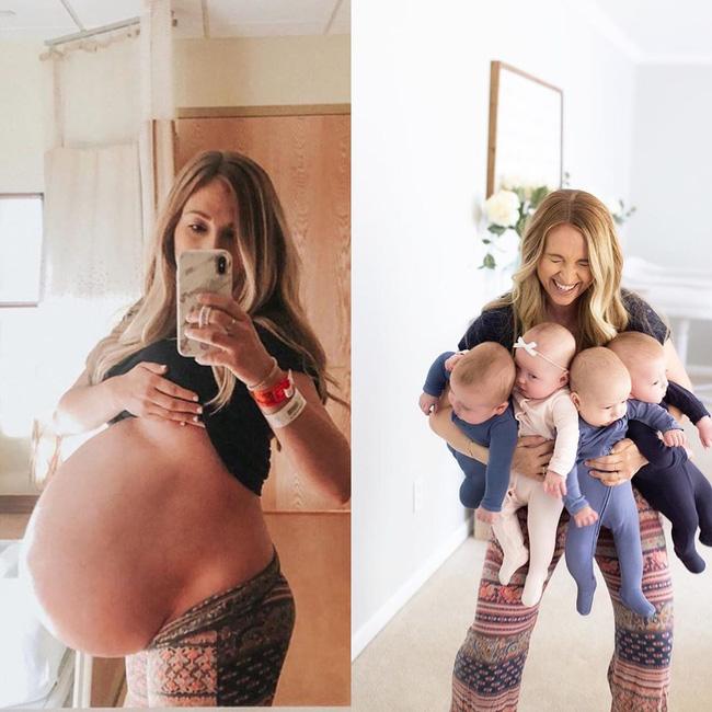 Bà mẹ sinh ra cả một đàn con dù các bác sĩ chẩn đoán chất lượng trứng kém - Ảnh 11.