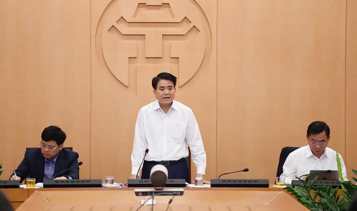 Chủ tịch Hà Nội: Mọi người hết sức bình tĩnh, chúng ta đang kiểm soát tốt, chúng ta hoàn toàn có thể yên tâm - Ảnh 2.