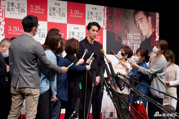 Ngoại tình với nàng thơ của Song Joong Ki, chồng trẻ cúi gập người xin lỗi vợ, lúng túng khi bị phóng viên hỏi xoáy - Ảnh 3.