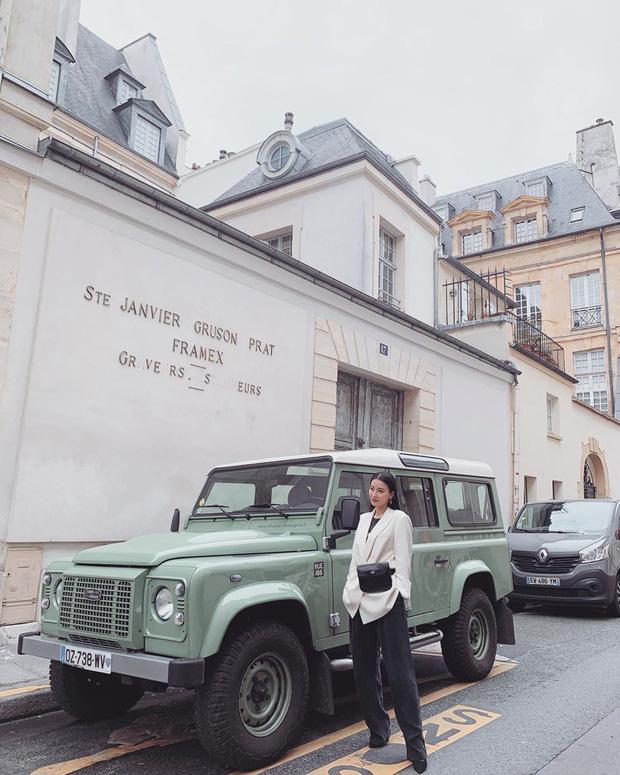 Đăng hình vi vu tại tâm dịch Pháp, người tình màn ảnh của Kim Hyun Joong bị dư luận xứ Hàn chỉ trích nặng nề - Ảnh 3.