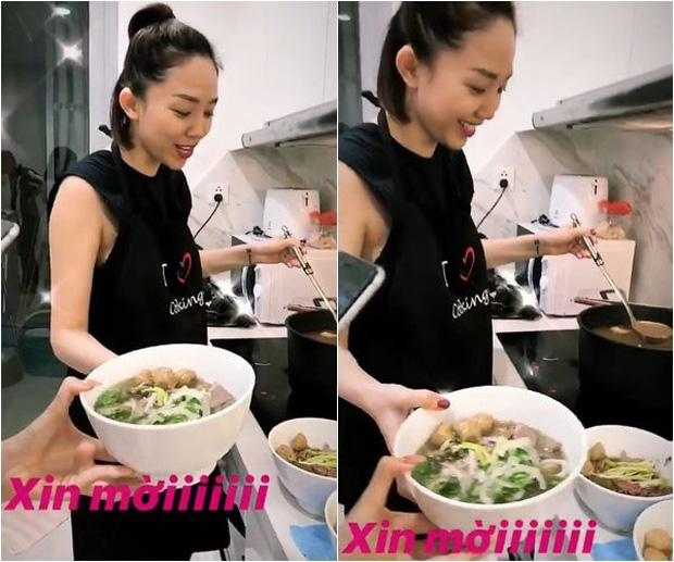Ở nhà mùa này, nhìn dàn mỹ nhân Việt trổ tài vào bếp xứng danh vợ đảm mà tròn mắt: Đặc biệt là dâu nhà hào môn Hà Tăng! - Ảnh 12.