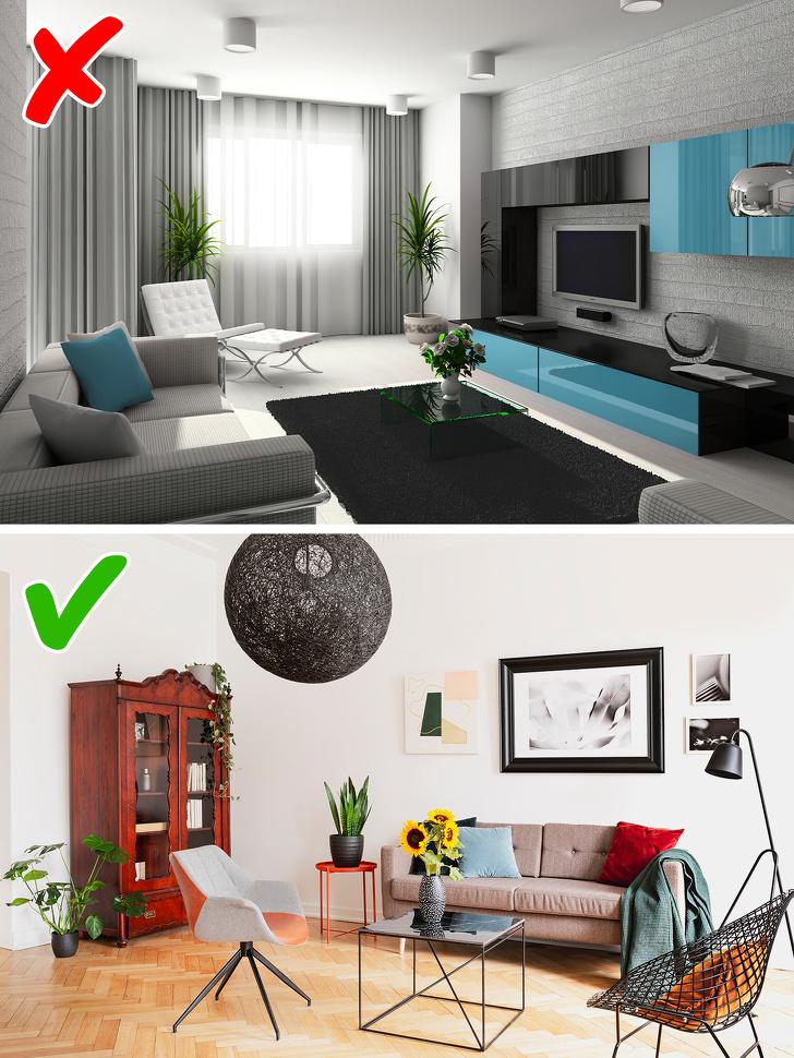 10 quy tắc trang trí nhà cho không gian sáng bừng như bạn mong ước - Ảnh 1.
