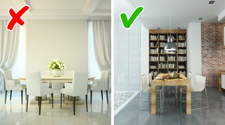 10 quy tắc trang trí nhà cho không gian sáng bừng như bạn mong ước - Ảnh 7.