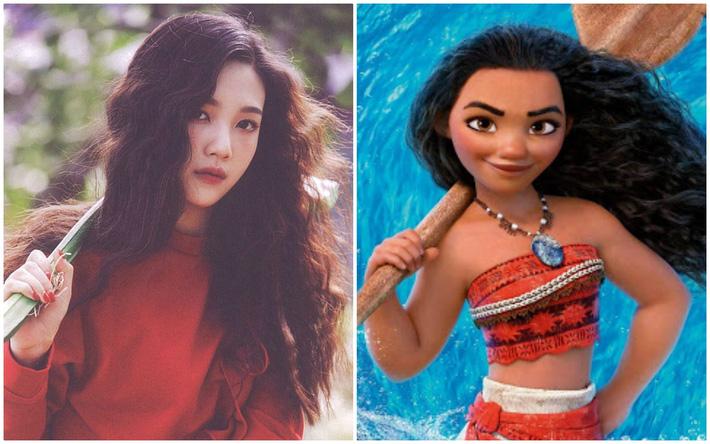 Nhờ stylist quá lậm phim hoạt hình, Joy (Red Velvet) bỗng dưng trở thành công chúa Disney đời thực tới gần chục lần - Ảnh 5.
