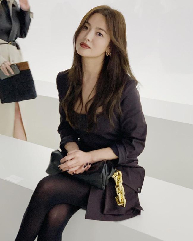 Song Hye Kyo lộ diện sau 20 ngày trở về từ Milan, gây chú ý vì khoảnh khắc này - Ảnh 4.
