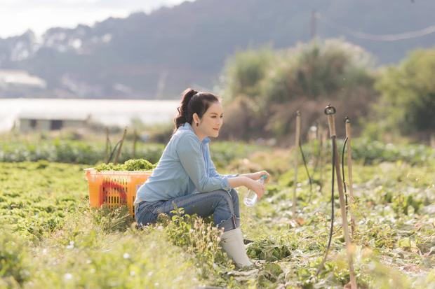 Mục sở thị bất động sản cả chục ngàn mét vuông của sao Việt: Chỉ để trồng rau nuôi cá, khu đất của Lý Nhã Kỳ như nông trại thực thụ - Ảnh 5.