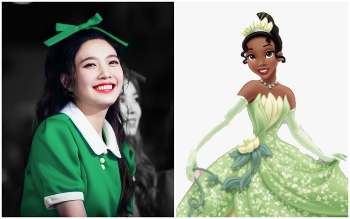 Nhờ stylist quá lậm phim hoạt hình, Joy (Red Velvet) bỗng dưng trở thành công chúa Disney đời thực tới gần chục lần - Ảnh 8.