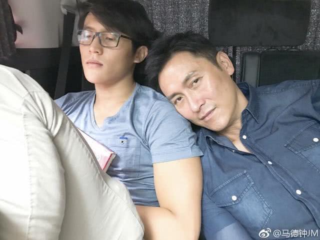 """Phát sốt với vẻ ngoài lãng tử cùng thân hình cực phẩm của con trai tài tử TVB Mã Đức Chung, đúng là """"cha nào con nấy"""" - Ảnh 3."""