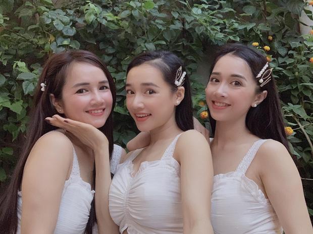 Hội chị em gái sao Việt toàn mỹ nhân: Nhà Nhã Phương gen quá trội, đại diện phía Mai Phương Thuý - Tường San như hotgirl - Ảnh 2.