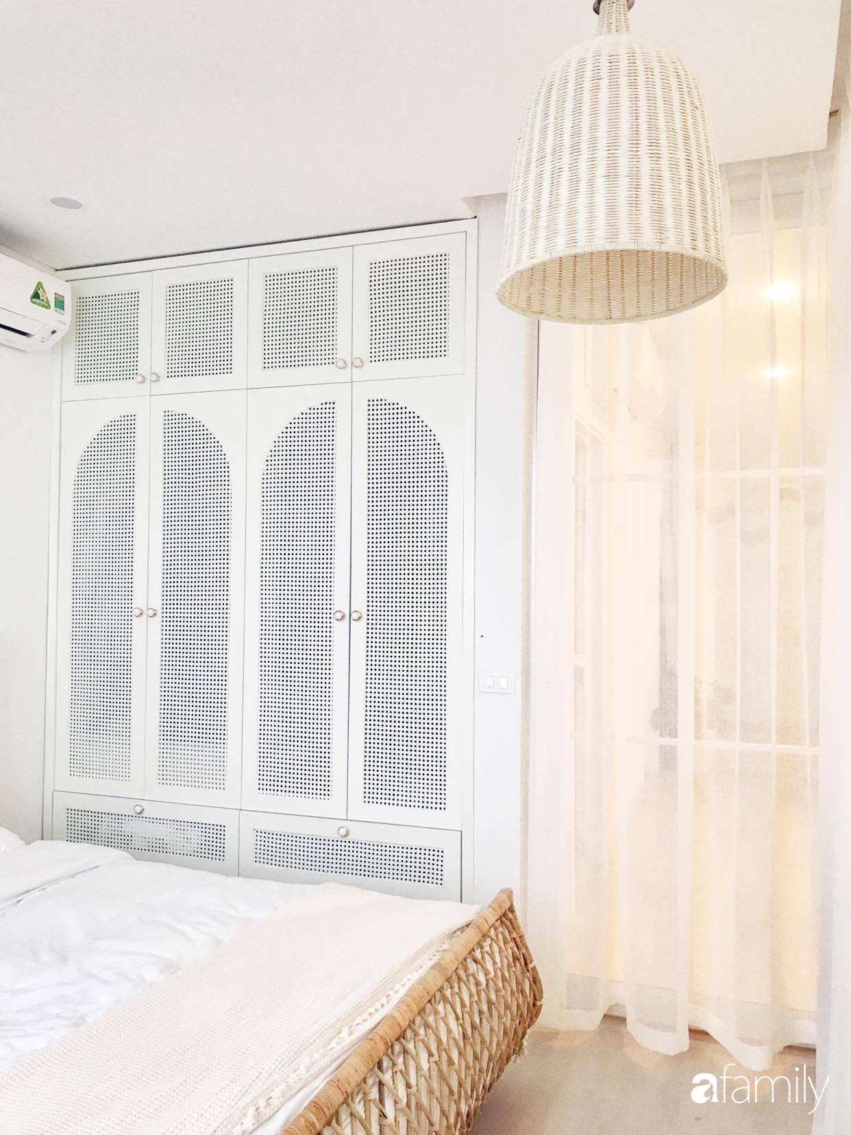 Căn hộ 80m2 view sông Hồng đẹp như thơ nhờ cách tự décor nội thất mộc mạc của nữ họa sĩ kiêm nhà thiết kế thời trang - Ảnh 15.