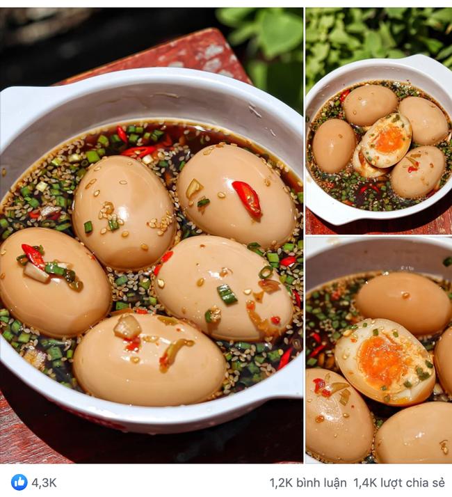 Người người nhà nhà làm trứng ngâm tương, đến Thanh Hằng, Hà Tăng cũng không bỏ qua trend này  - Ảnh 9.