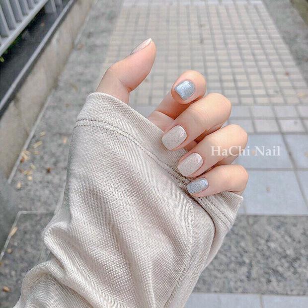 Bộ nail làm tăng thần thái là có thật: 12 mẫu nail sang-xịn-mịn bạn nên ghim ngay đợi ngày bung lụa - Ảnh 12.