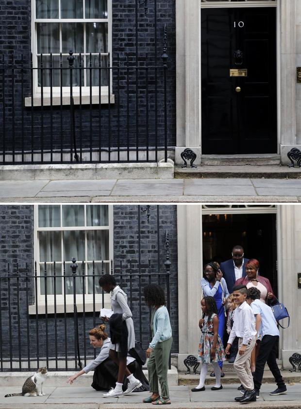 Loạt ảnh Before - After cho thấy London vắng lặng đến siêu thực sau lệnh phong tỏa để chống dịch Covid-19 - Ảnh 6.