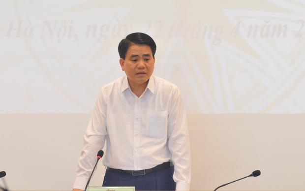 Chủ tịch Hà Nội: Hàng ăn được mở cửa trở lại, vẫn cấm trà đá, trà chanh vỉa hè - Ảnh 1.