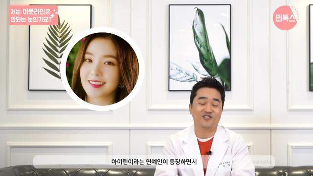 """Không phải Song Hye Kyo, bác sĩ thẩm mỹ khẳng định Irene mới là người sở hữu vẻ """"đẹp phát sốt"""" tại Hàn Quốc - Ảnh 2."""