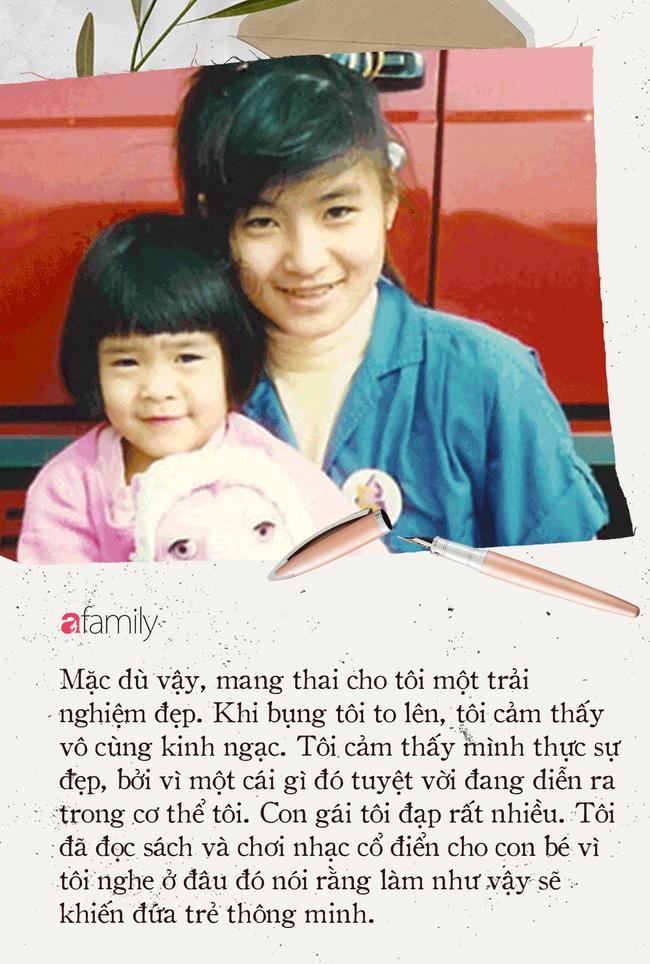 """Câu chuyện cuộc đời của cô gái gốc Việt khi làm mẹ ở tuổi 12: """"Con gái tôi chính là phép màu bước ra từ thảm kịch"""" - Ảnh 3."""