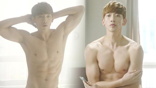 Ngộp thở vì màn tập thể dục khoe si cu la của Bi Rain: Thành quả giảm 10kg gây choáng, nhất Kim Tae Hee rồi! - Ảnh 8.