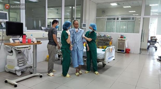 Hành trình sinh tử của bác gái bệnh nhân 17: Tôi sẽ luôn cố gắng, vì còn nhiều dự định dang dở chưa hoàn thành - Ảnh 4.