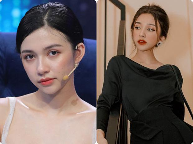 3 nữ chính Người Ấy Là Ai: Ngoài đời xinh đẹp sang chảnh ngất ngây nhưng lên sóng lại bị makeup dìm không thương tiếc - Ảnh 9.