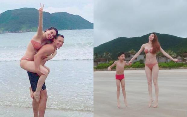 Chặng đường yêu 3 năm của Kim Lý và Hồ Ngọc Hà trước khi có song thai: Chỉ toàn mật ngọt, 2 bên gia đình còn cực thân - Ảnh 8.
