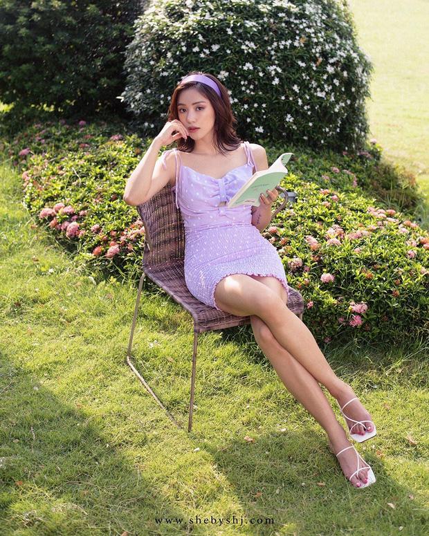 Hè này mà không sắm đồ màu tím lilac thì tụt hậu quá, mách ngay cho chị em 10 món xinh xẻo sành điệu giá từ 300k kèm luôn chỗ mua  - Ảnh 3.