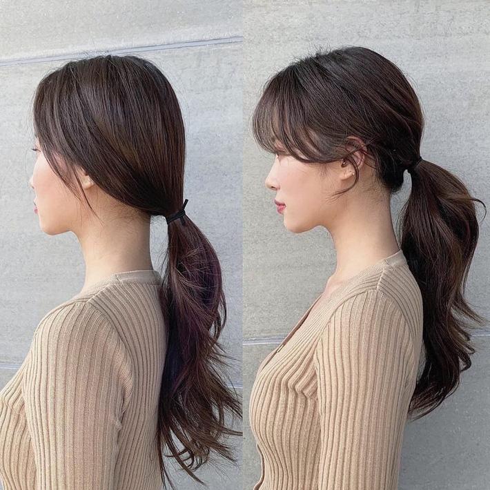 """Nhìn 11 màn """"biến hình"""" sau, bạn sẽ thấy tóc buộc đơn giản chẳng hề chán đời mà còn xinh sang hết cỡ  - Ảnh 2."""