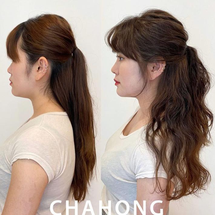 """Nhìn 11 màn """"biến hình"""" sau, bạn sẽ thấy tóc buộc đơn giản chẳng hề chán đời mà còn xinh sang hết cỡ  - Ảnh 11."""