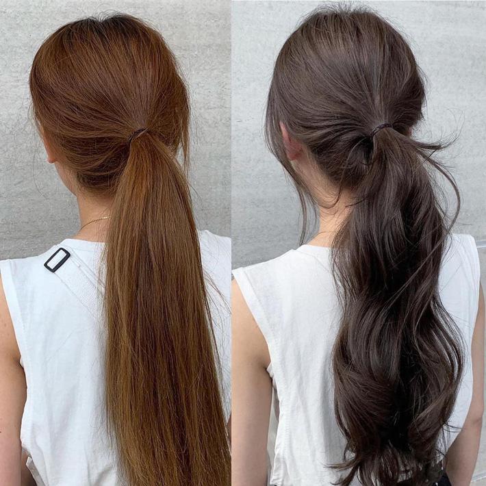 """Nhìn 11 màn """"biến hình"""" sau, bạn sẽ thấy tóc buộc đơn giản chẳng hề chán đời mà còn xinh sang hết cỡ  - Ảnh 5."""