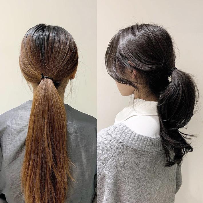 """Nhìn 11 màn """"biến hình"""" sau, bạn sẽ thấy tóc buộc đơn giản chẳng hề chán đời mà còn xinh sang hết cỡ  - Ảnh 3."""