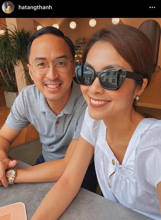 Hơn 10 năm bên nhau, Tăng Thanh Hà và ông xã vẫn thường xuyên tranh thủ làm điều này để hâm nóng tình yêu - Ảnh 1.