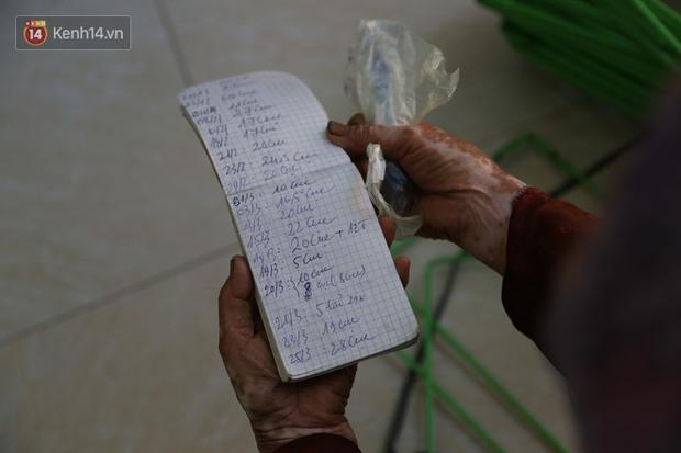 """Cụ bà gần 90 tuổi ở Hà Nội hàng ngày đi cấy, đan lưới làm thú vui tao nhã: """"Các cháu chưa chắc đã khoẻ bằng tôi"""" - Ảnh 11."""