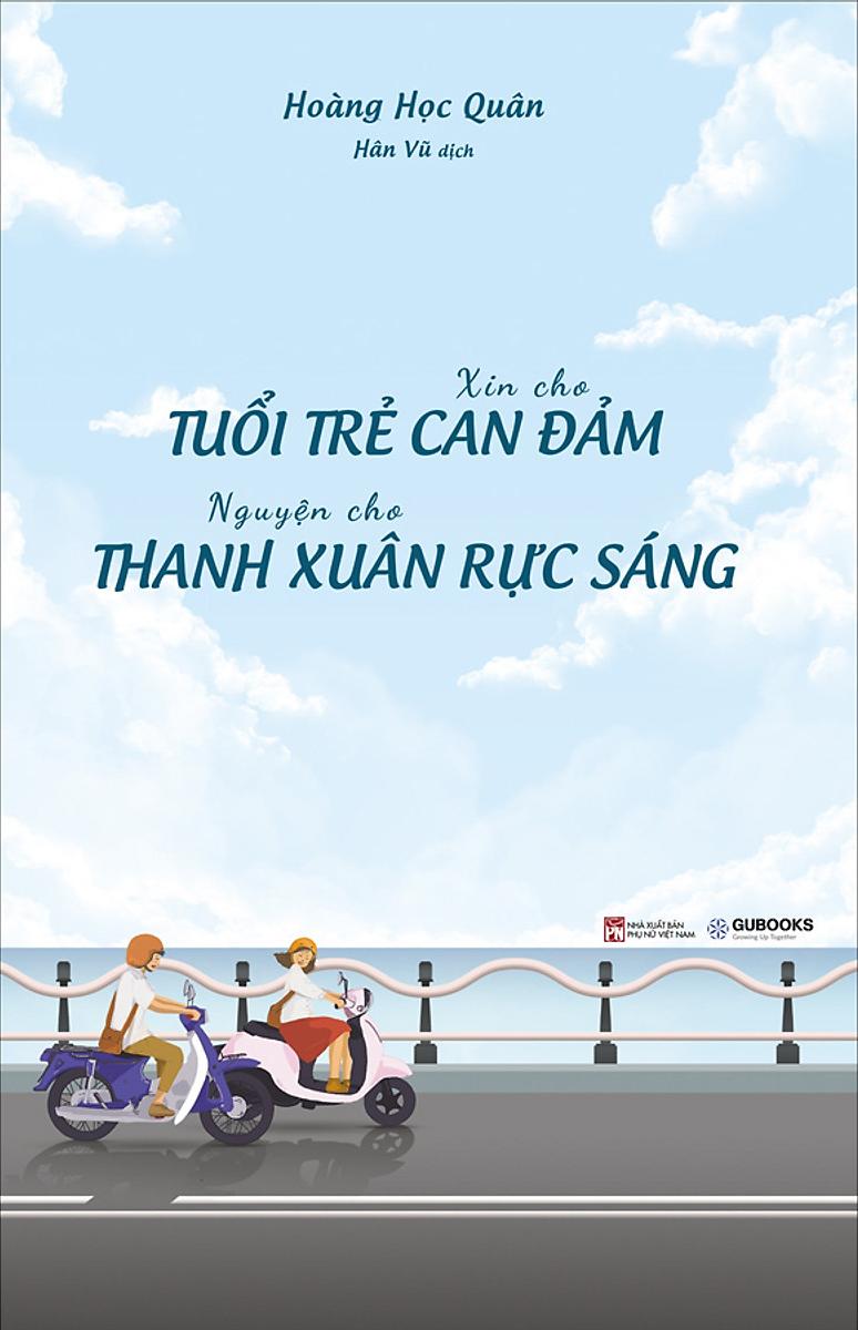 sách Xin cho tuổi trẻ can đảm