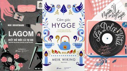 8 cuốn sách hay nên đọc về cách tận hưởng cuộc sống của các quốc gia châu Âu
