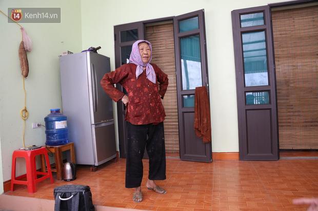 """Cụ bà gần 90 tuổi ở Hà Nội hàng ngày đi cấy, đan lưới làm thú vui tao nhã: """"Các cháu chưa chắc đã khoẻ bằng tôi"""" - Ảnh 12."""
