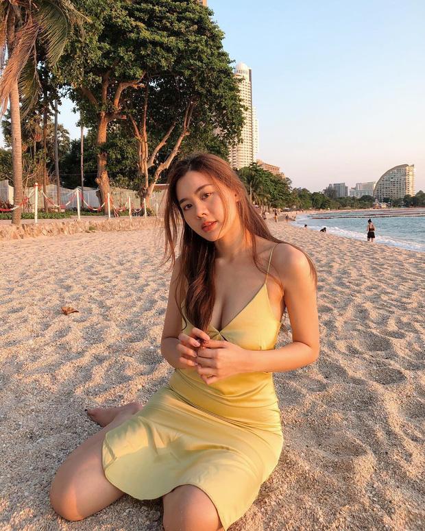 Cô bạn thân của Lisa ở Thái Lan: Nhan sắc đẹp chẳng kém idol, style đơn giản mà vẫn sexy hết nút - Ảnh 11.